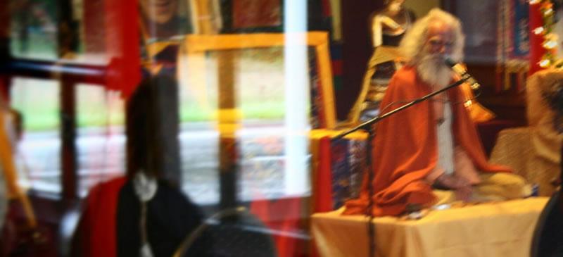 Stilte-vijfdaagse in Maitreya instituut